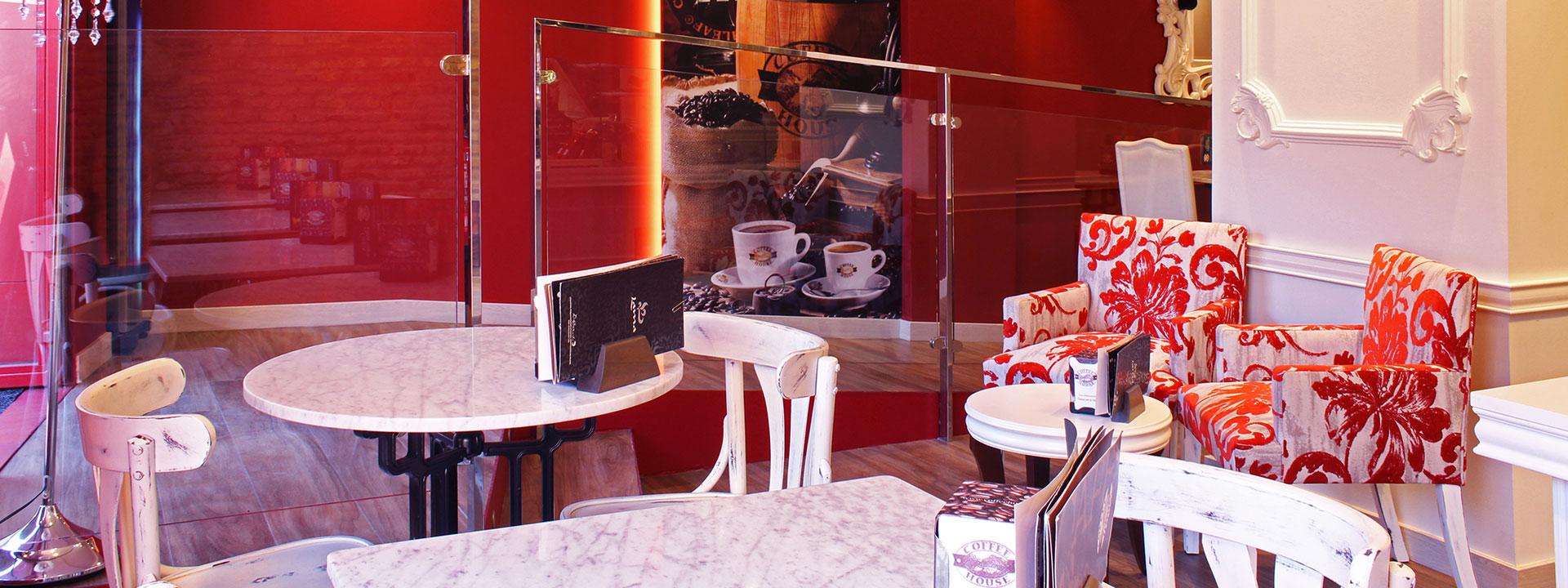 Cafetería Coffee House